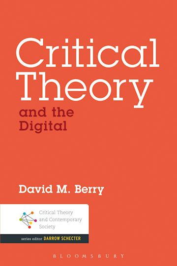 Critical Theory and the Digital cover