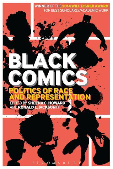 Black Comics cover