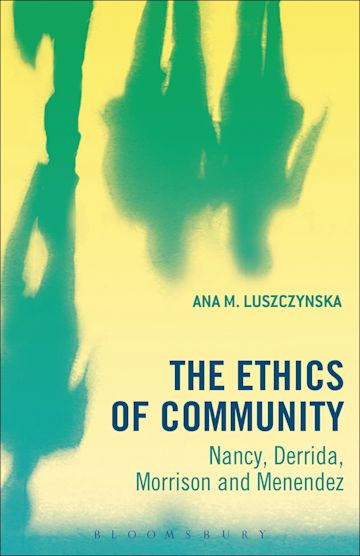 The Ethics of Community cover