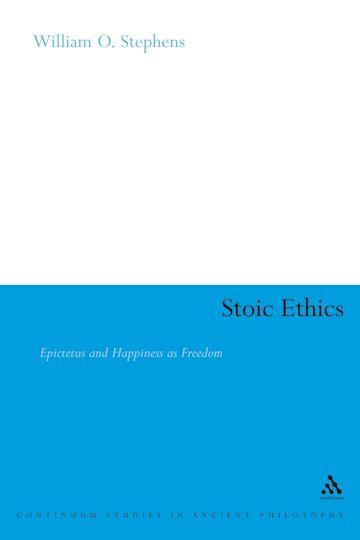 Stoic Ethics cover