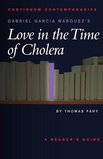 Gabriel Garcia Marquez's Love in the Time of Cholera cover