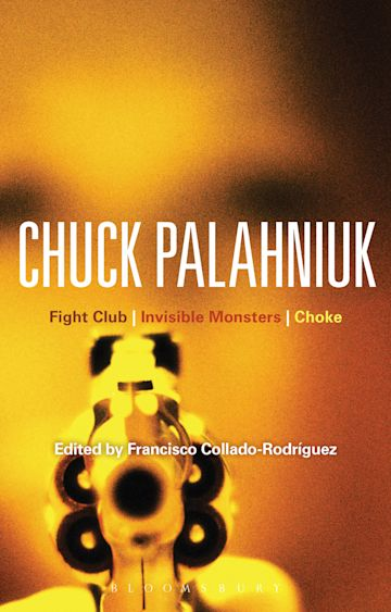 Chuck Palahniuk cover