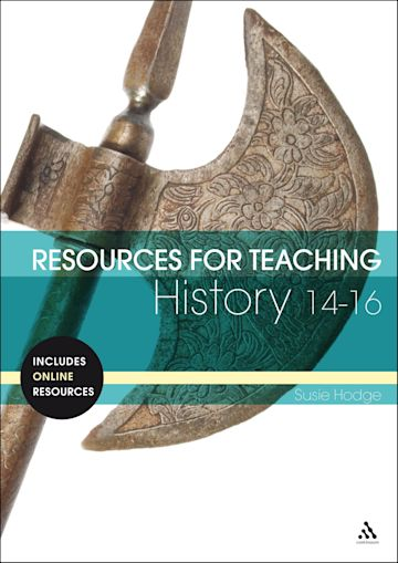 Resources for Teaching History: 14-16 cover