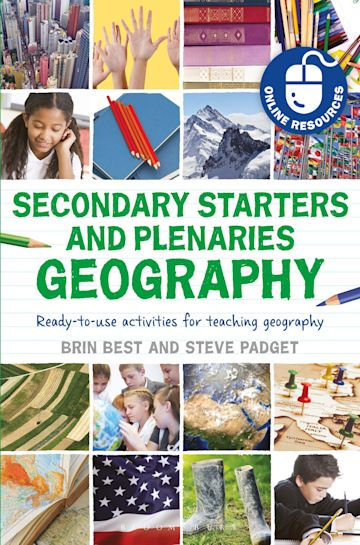 Secondary Starters and Plenaries: Geography cover