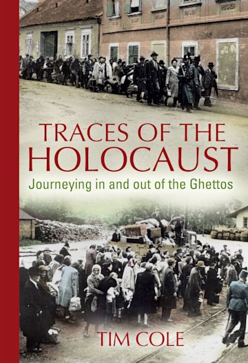 Traces of the Holocaust cover