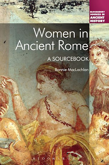 Women in Ancient Rome cover