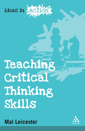 Teaching Critical Thinking Skills cover