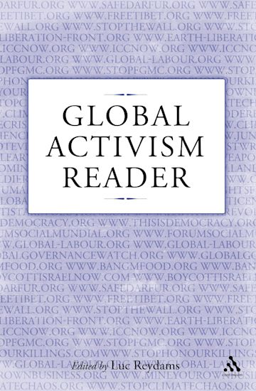 Global Activism Reader cover