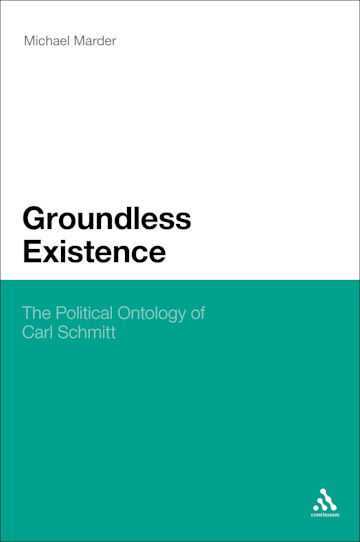 Groundless Existence cover