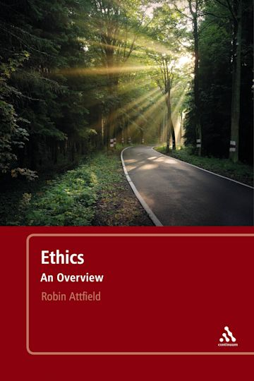 Ethics: An Overview cover