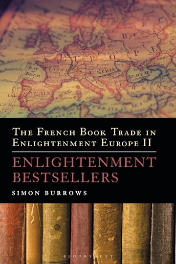 The French Book Trade in Enlightenment Europe II cover
