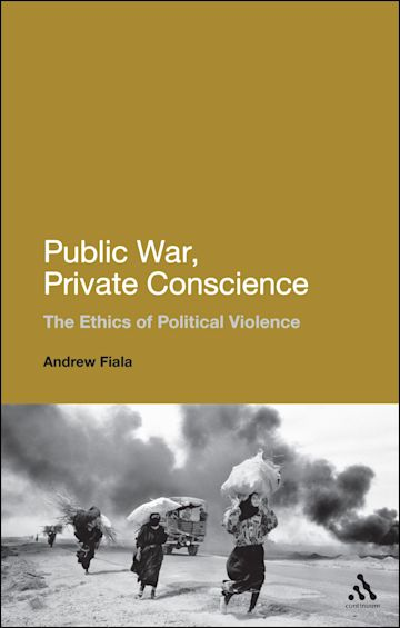 Public War, Private Conscience cover
