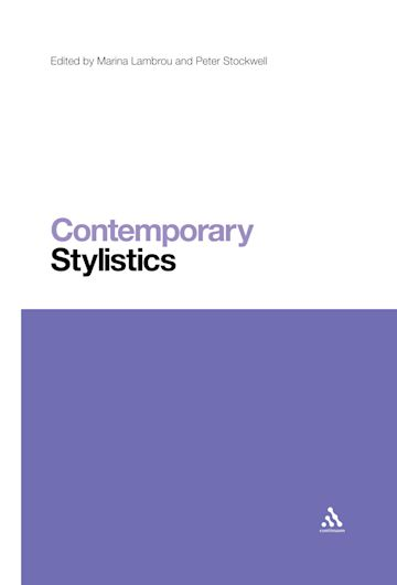 Contemporary Stylistics cover