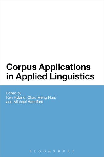 Corpus Applications in Applied Linguistics cover