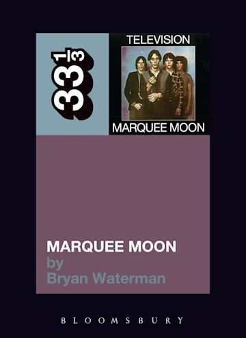 Television's Marquee Moon cover
