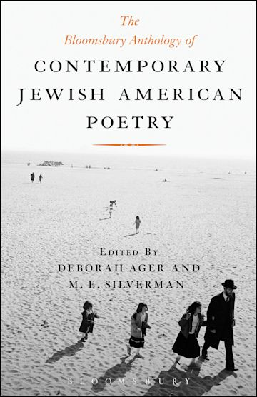 The Bloomsbury Anthology of Contemporary Jewish American Poetry cover