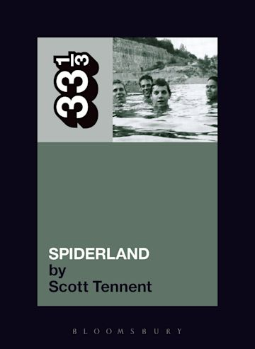 Slint's Spiderland cover