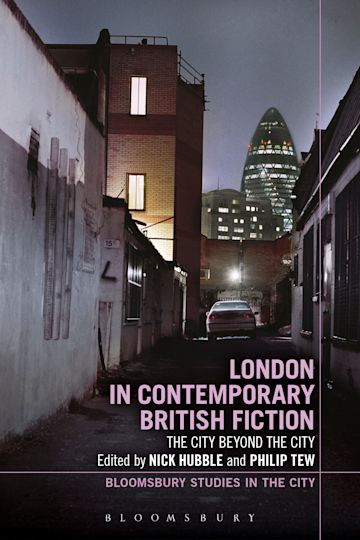 London in Contemporary British Fiction cover