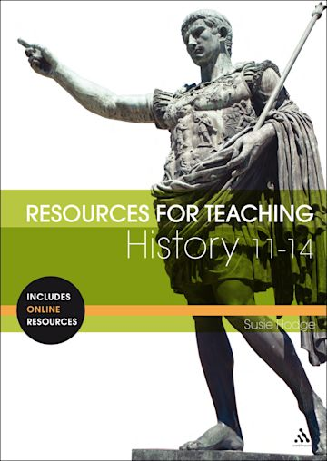 Resources for Teaching History: 11-14 cover