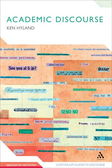 Academic Discourse cover