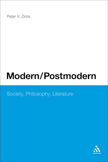 Modern/Postmodern cover