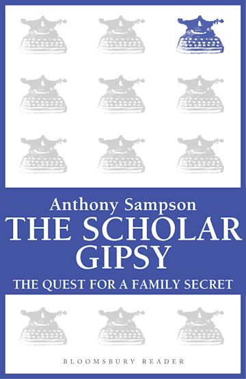 The Scholar Gypsy cover