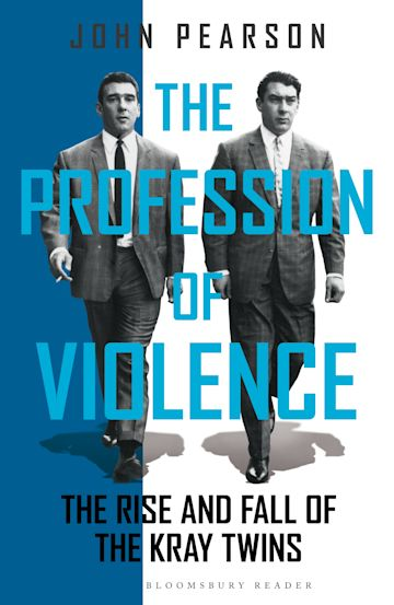 The Profession of Violence cover