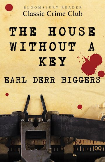 The House Without a Key cover