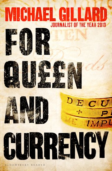 For Queen and Currency cover