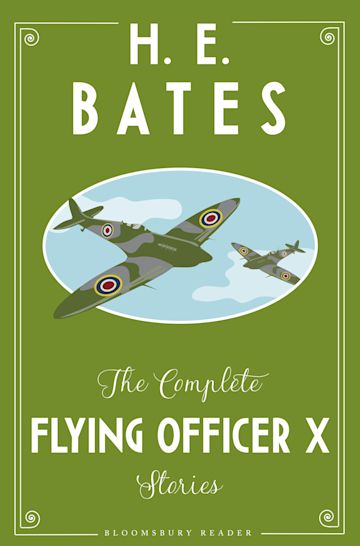 The Complete Flying Officer X Stories cover