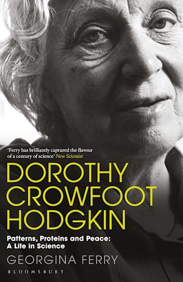 Dorothy Crowfoot Hodgkin cover