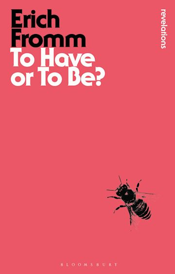 To Have or To Be? cover