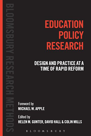 Education Policy Research cover