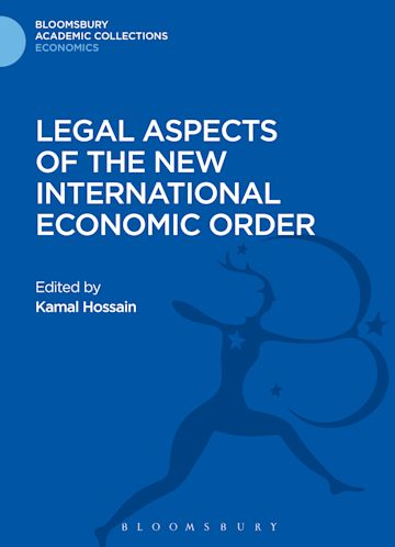 Legal Aspects of the New International Economic Order cover