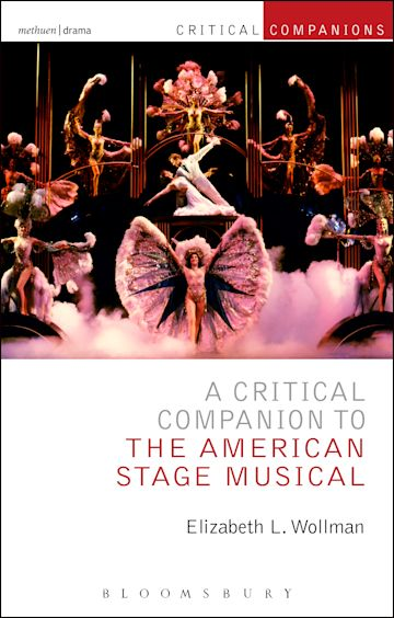 A Critical Companion to the American Stage Musical cover