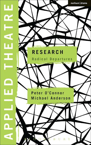 Applied Theatre: Research cover