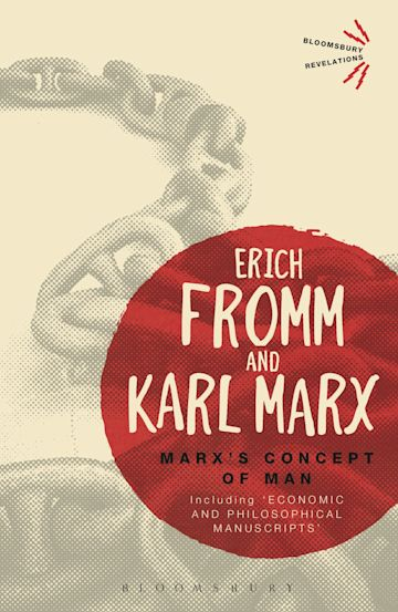Marx's Concept of Man cover
