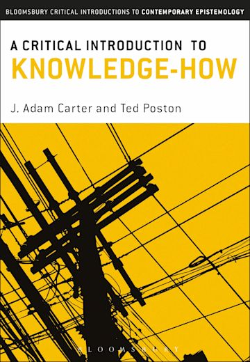 A Critical Introduction to Knowledge-How cover