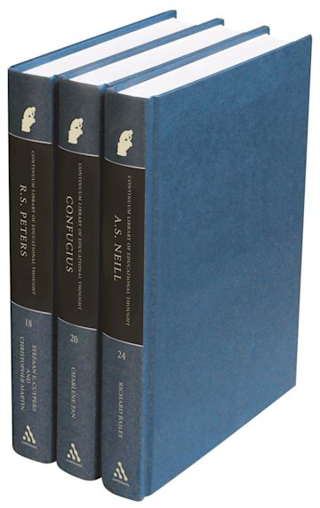 Continuum Library of Educational Thought cover
