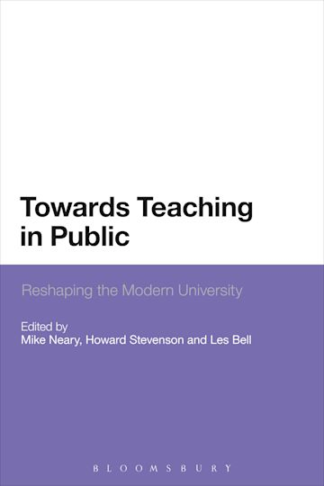 Towards Teaching in Public cover