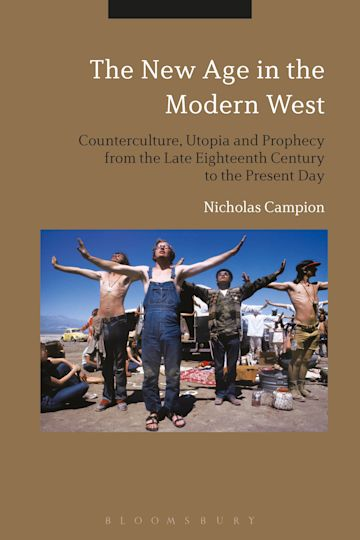The New Age in the Modern West cover
