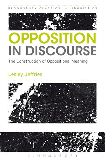 Opposition In Discourse cover