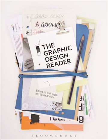 The Graphic Design Reader cover
