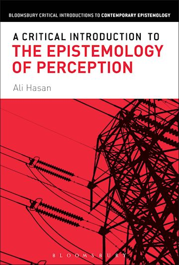 A Critical Introduction to the Epistemology of Perception cover