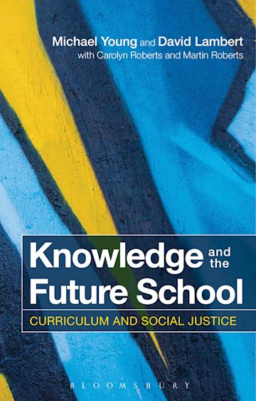 Knowledge and the Future School cover
