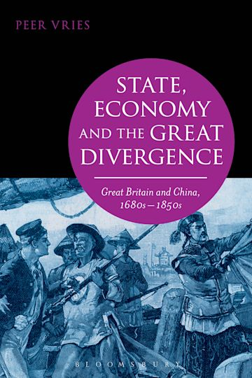 State, Economy and the Great Divergence cover