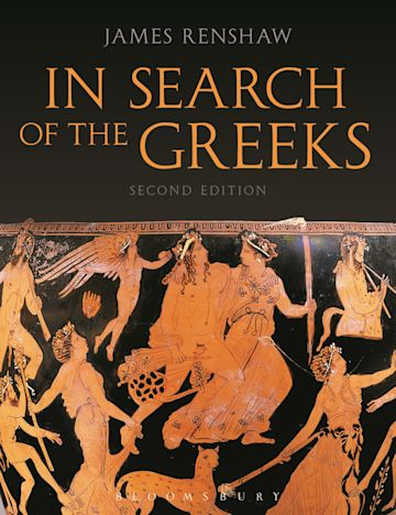 In Search of the Greeks (Second Edition) cover