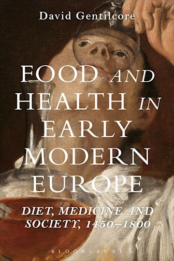 Food and Health in Early Modern Europe cover