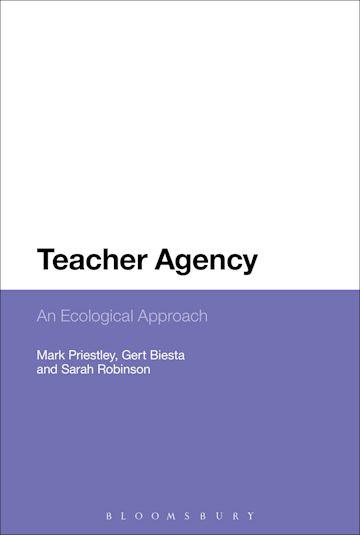 Teacher Agency cover