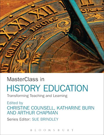 MasterClass in History Education cover